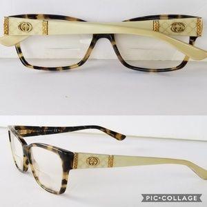 Absolutely stunning Gucci eyeglasses frames